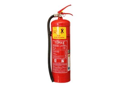 9 lt köpüklü yangın söndürme cihazı