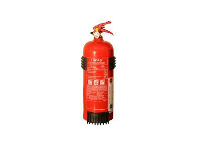 2 kg ABC kuru kimyevi tozlu yangın söndürme cihazı (Yangın Tüpü)