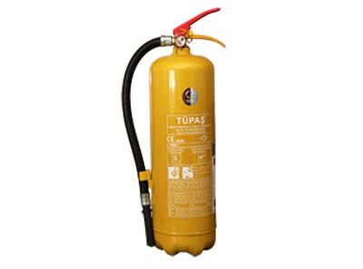 6 kg halokarbon gazlı yangın söndürme cihazı