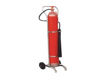 30 kg karbondioksit gazlı yangın söndürme cihazı
