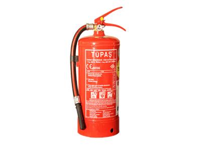 4 kg ABC kuru kimyevi tozlu yangın söndürme cihazı