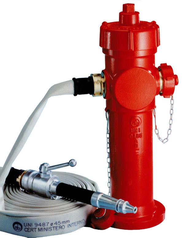 Yangın Hidrant Sistemi
