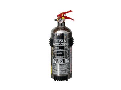 2 Kg ABC Kuru Kimyevi Tozlu Nikelaj Kaplama Yangın Söndürme Cihazı