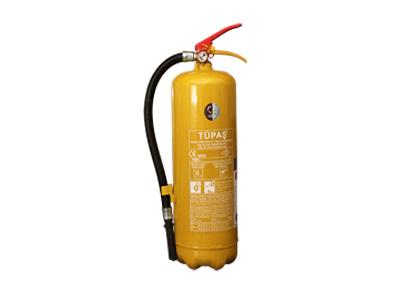 12 kg halokarbon gazlı yangın söndürme cihazı