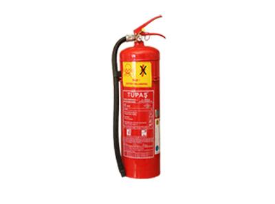 6 lt köpüklü yangın söndürme cihazı