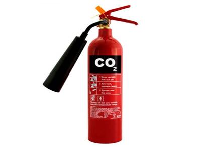 2 Kg karbondioksit gazlı yangın söndürme cihazı