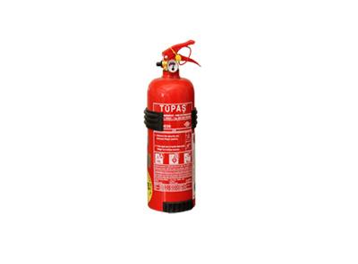 1 kg ABC kuru kimyevi tozlu yangın söndürme cihazı